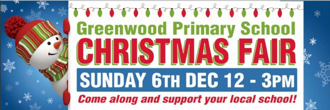 Christmas Fair banner Option 5